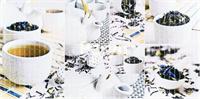 Панель ПВХ мозаика  Чайная Церемония  0,3мм 955х480