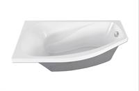 Акриловая ванна  VENTA левая 1500*900мм