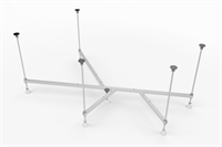 Монтажный пакет для акриловой ванны  VENTA  1500*900мм