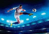 Звезда футбола К-152 200х140 Фотообои ТУБА/Симфония