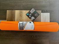 Подложка Alpine Floor orange premium IXPE 10000х1000х1,5
