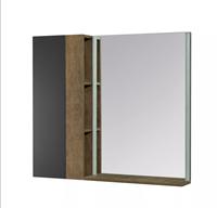 Зеркало Терра+модуль 61 Дуб Кантри