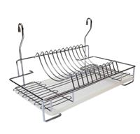 Сушилка для посуды на рейлинг KS-2047 (440х258х260) 101043