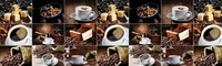 Панель фартук Кофе  АБС 3,0 х 0,60