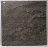Керамогранит глазур. матовый Рустик R6613 (600х600) т.серый мрамор 1 уп/4шт/1.44 м2