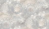 71450-14HC Zodiac/Винил гор.тисн.на флизе/1,06х10м