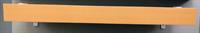 Карниз 2-х рядн Цезарь Плюс 2,4 м бук