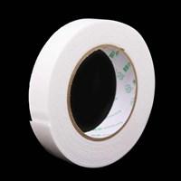 Скотч двусторонний белый (2,5см х 2м)