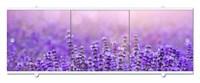Экран д/ванн п/в  Премиум АРТ  №14 Лаванд. прованс (1.68м)