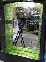 Зеркало 8703 60х80 Китай