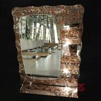 Зеркало №9206-8 с полками 50*70 Китай