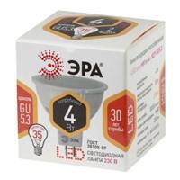 лампа светод ЭРА  LED smd MR16-4w-827-GUS5.3