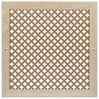 Экран для радиатора 120х60см Готико сонома