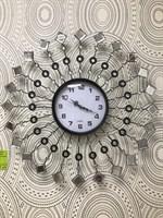 Часы настенные  Зеркальные квадраты