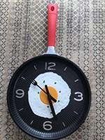 Часы настенные  Сковорода