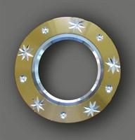 Светильник точечный №9029G MR16 золото