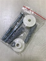 Крепление для тюльпана к стене (20936/6.0002) SMTK