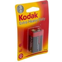 батарейка  6F22  KODAK Extra Heavy Duty  1BL  (10)