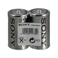 батарейка  R20  SONY New Ultra  (24)
