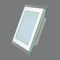 AL2111 белый квадр. Светильник встраиваемый 6W 4000K 100*100*20