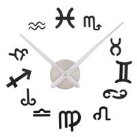 Часы настенные  Наклей цифры  большие